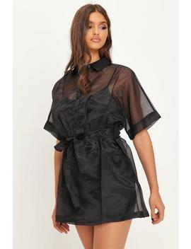 Sheer Organza Shirt by I Saw It First