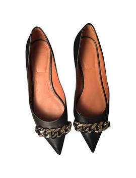 Leather Ballet Flats by Givenchy