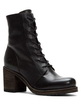 Karen Combat Boot by Frye