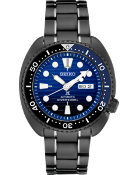 Seiko Men's Prospex Special Edition Blue St. Steel Automatic Divers Watch Srpd11 by Seiko