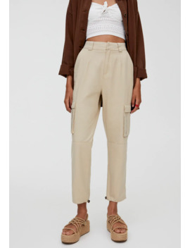 Cargo   Trousers by Pull&Bear