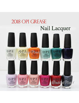 Opi Nail Polish Lacquer Grease Collection Summer 2018 @Pick Any Color Nlg41 >G52 by Opi