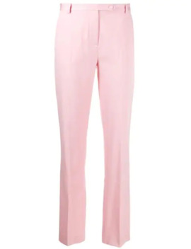 Straight Leg Trousers by Styland