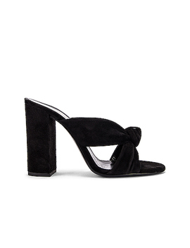 Lou Lou Mules by Saint Laurent