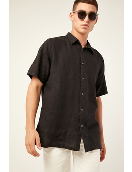 Casual Ss Shirt Black by Assembly