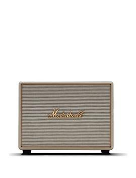 Cream Woburn Wifi Speakers by Marshall