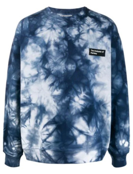 Tie Dye Oversized Sweatshirt by Acne Studios