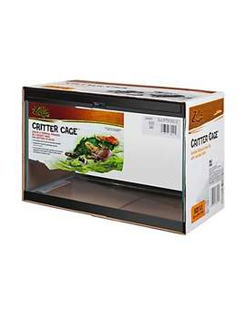 Zilla Critter Cage, 5.5 Gallon Zilla Critter Cage, 5.5 Gallon by Zilla