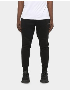 Nicce Original Logo Joggers Black by Translation Missing: En.Ck.Brand.Nicce