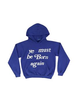 Cactus Plant Flea Market Born Again Hooded Sweatshirt Blue by Stock X
