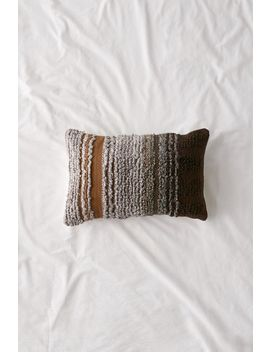 Maddie Boho Looped Throw Pillow by Urban Outfitters