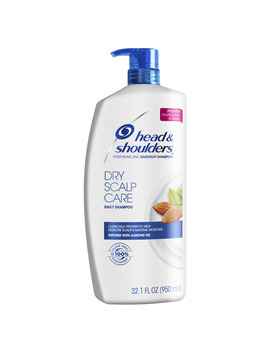 Head And Shoulders Dry Scalp Care Daily Use Anti Dandruff Shampoo, 32.1 Fl Oz by Head & Shoulders