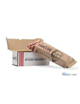 Kfc® Limited Edition 11 Herbs & Spices Firelog By Enviro Log® by Enviro Log
