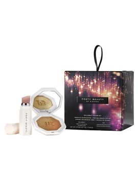 Fenty Beauty Killawatt Glow Kit Freestyle Highlighter And Portable Brush 2 Piece Set by Fenty Beauty