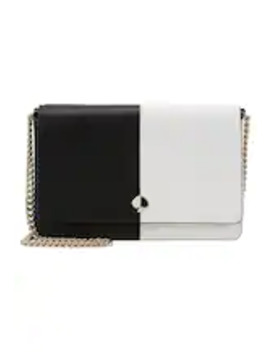Nicola Bicolor Chain Wallet   Bandolera by Kate Spade New York