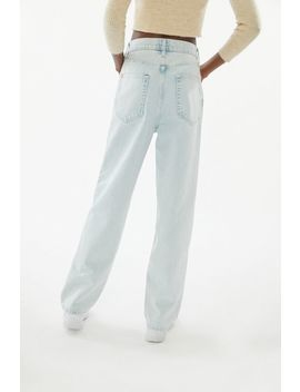 Bdg High Waisted Baggy Jean   Light Wash by Bdg