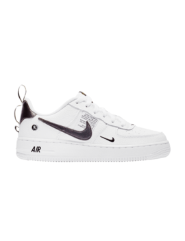 Air Force 1 Lv8 Utility Gs 'overbranding' by Brand Nike