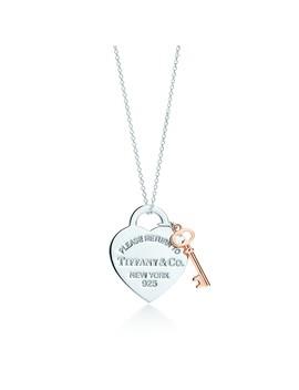 Return To Tiffany®        Heart Key Pendant by Return To Tiffany®