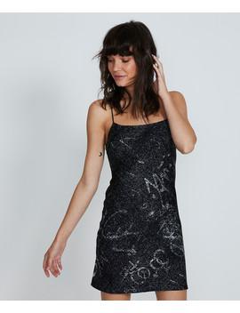 Luna Dress Grey by Au