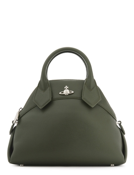 Windsor Small Leather Top Handle Bag by Vivienne Westwood