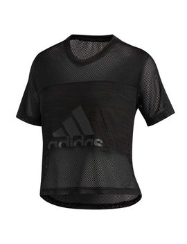 Adidas Womens Badge Of Sport Tee by Adidas