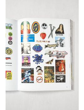 Stickers Vol. 2: From Punk Rock To Contemporary Art By Db Burkeman by Urban Outfitters