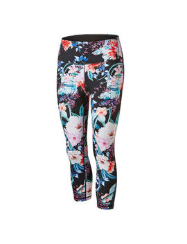 Ell & Voo Womens Tessa 3 / 4 Printed Tights by Ell&Voo