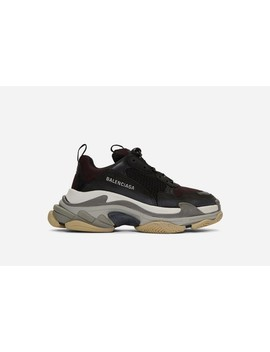 Triple S Sneakers by Balenciaga