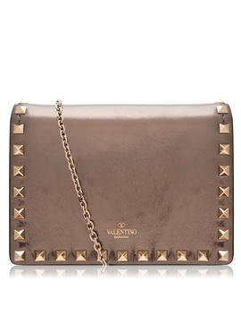 Val Rkst Chain Bag Ld93 by Valentino