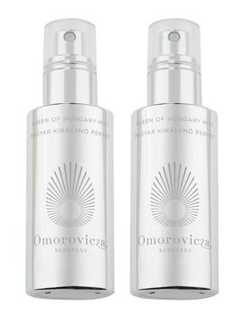 Queen Of Hungary Mist Silver Duo by Omorovicza