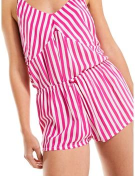 Festive Stripe Cami Set by Peter Alexander