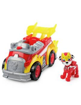 Paw Patrol Might Pups Marshall's Vehicle934/4437 by Argos