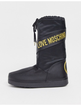 Love Moschino Snow Boots by Love Moschino