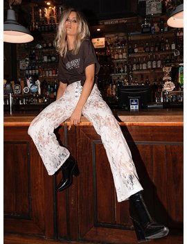 Jagger & Stone Penny Lace Flares by Jagger & Stone