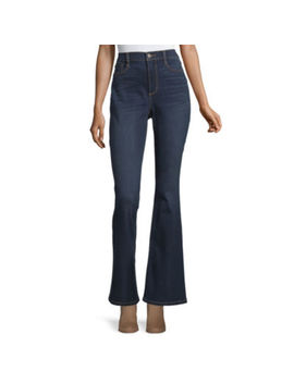 A.N.A Womens High Waisted Modern Fit Flare Jean by A.N.A
