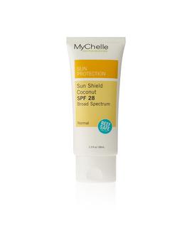 Sun Shield Spf 28 Coconut (2.3 Fl. Oz.) by My Chelle Dermaceuticals My Chelle Dermaceuticals