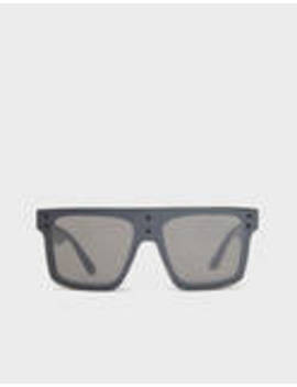 Sunglasses With Frame Detail by Bershka
