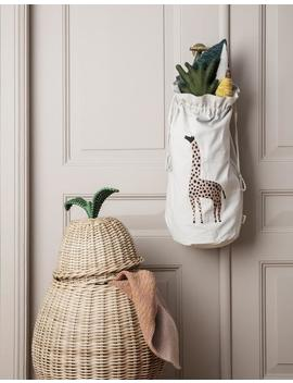 Big Pear Braided Basket Big Pear Braided Basket by Ferm