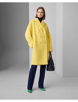 Thomasina Alpaca Wool Coat by Ralph Lauren