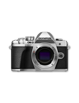 Olympus Om D E M10 Mark Iii Body Silver by Best Buy