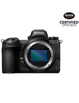 Nikon Z6 Mirrorless Camera (Body Only)   Open Box by Best Buy