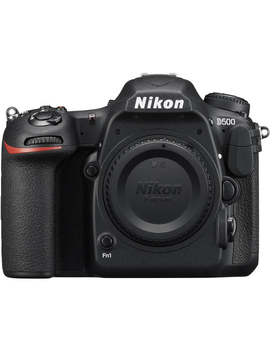Nikon D500 Dslr Camera (Body Only) (International Version W/Seller Provided Warranty) by Best Buy