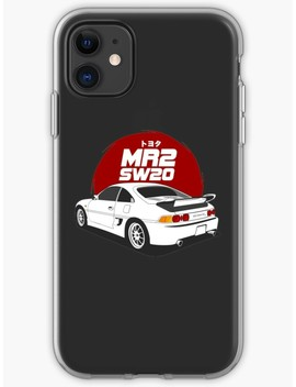 Toyota Mr2 Sw20 I Phone Case & Cover by Redbubble