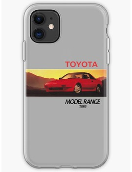 Toyota Mr2 I Phone Case & Cover by Redbubble