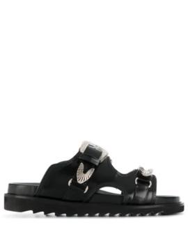 Buckle Sandals by Toga Virilis
