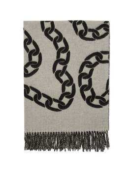 Black Magnolia Chainz Scarf by Études