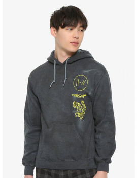 Twenty One Pilots Bandito Hoodie Hot Topic Exclusive by Hot Topic
