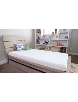 5 In. Twin Firm Mattress by Linenspa