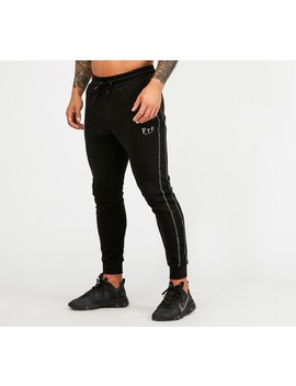 Impulse Fleece Pant | Black by Pre London