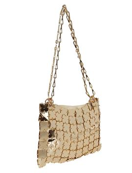 Paco Rabanne Iconic Bag Brass Star by Paco Rabanne